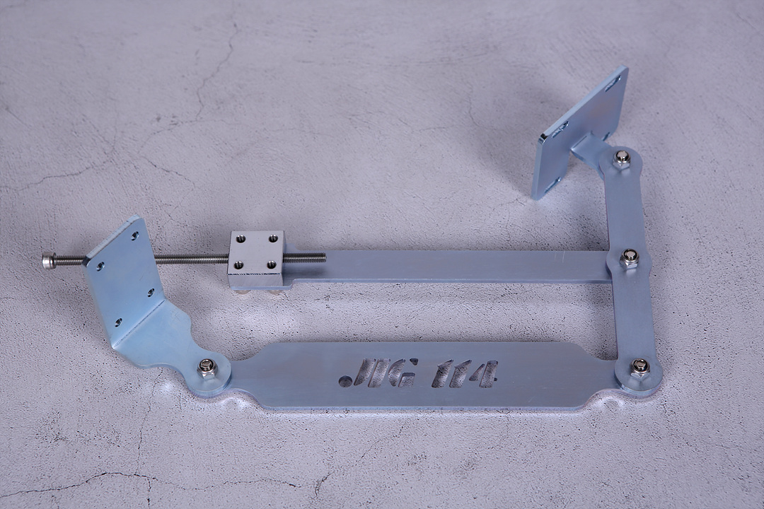 [JIG114] 마크텍 M362G & 마끼다 M3600M & 보쉬 GOF1600CE용 시소 라우터 리프트(SeeSaw Router Lifter)