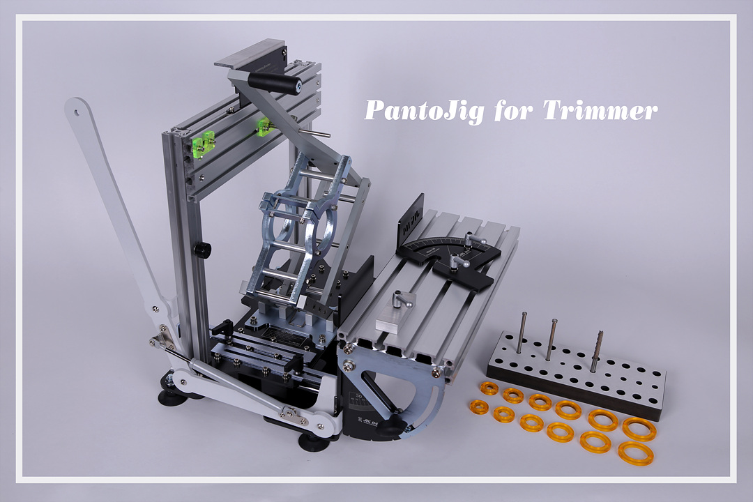 [JIG114] PantoJig for Trimmer   할인 이벤트 세트